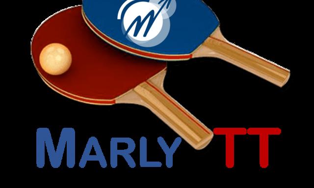 MARLY TENNIS DE TABLE