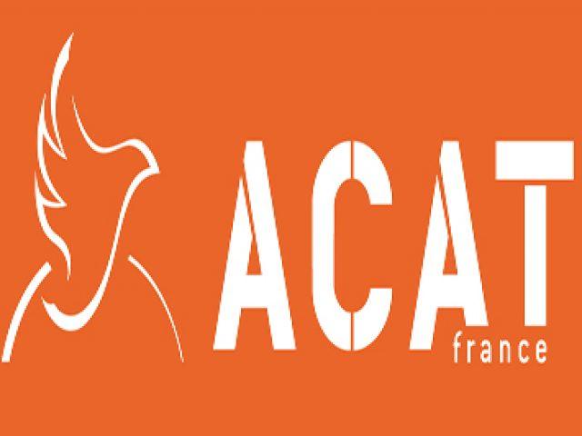 A.C.A.T Association Chrétienne de lutte pour l'Abolition de la Torture